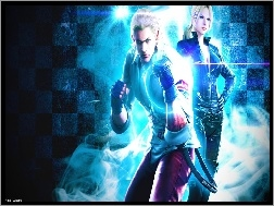 Nina Williams, Tekken Tag Tournament 2, Steve Fox